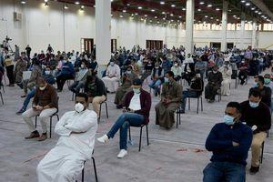 Saudi Arabia ghi nhận hơn 2.000 ca mắc Covid-19