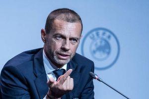 UEFA cảnh báo Liên đoàn bóng đá Bỉ vì kết thúc sớm giải VĐQG