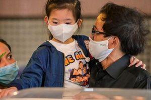 Người cũ của diễn viên Mai Phương sẽ đón con gái sang Mỹ đoàn tụ