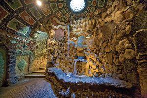 Bí ẩn hang động triệu vỏ sò không rõ nguồn gốc