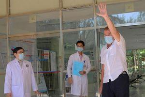 Bệnh nhân thứ 57 mắc Covid-19 được công bố khỏi bệnh