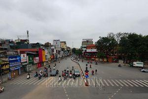 Người dân Hà Nội hưởng ứng, thực hiện tốt cách ly xã hội để chiến thắng SARS-CoV-2