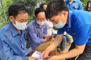 Tổ tự quản trong phòng dịch Covid-19 ở huyện miền núi Bình Liêu