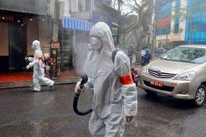 Tại sao phải vệ sinh môi trường để hạn chế lây nhiễm Covid-19?