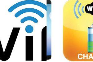 Công nghệ sạc bằng sóng wifi