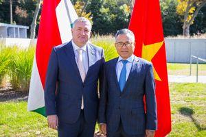 Đại sứ Nguyễn Tiến Thức: Đồng hành cùng cộng đồng người Việt tại Hungary trong phòng, chống dịch Covid-19