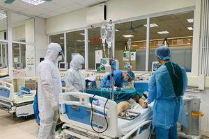 Máy thở nào cần cho điều trị bệnh nhân COVID-19?