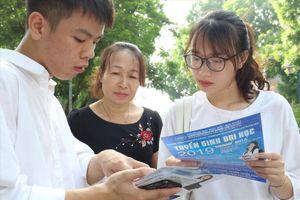 Đề thi vẫn đảm bảo độ phân hóa để xét tuyển đại học
