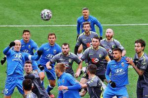 Bóng đá thế giới tê liệt vì COVID-19, Belarus thì không