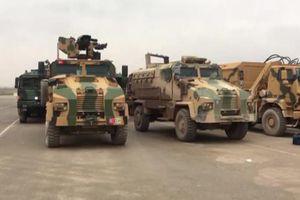 Thổ Nhĩ Kỳ tiếp tục tấn công quân đội Syria, ngang nhiên đưa thêm vũ khí tới Idlib