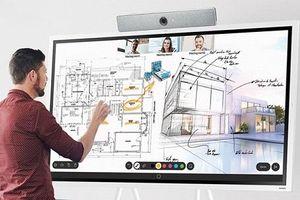 Samsung và Cisco đưa giải pháp hội họp từ xa cho doanh nghiệp Việt Nam