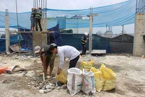 Xử lý xây vượt tầng ở Hà Nội: Mới 'đụng' được 2/40 công trình