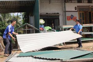 Đắk Nông: Giải tỏa lấn chiếm hành lang đường Hồ Chí Minh ngăn tai nạn
