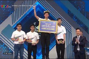 10X Quảng Nam giành chiến thắng 'Đường lên đỉnh Olympia'