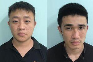 Khởi tố 2 kẻ trộm xe máy tấn công cảnh sát bằng hơi cay