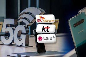 Hàn Quốc vượt mốc 5 triệu thuê bao 5G