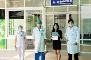 Đà Nẵng: Bệnh nhân COVID-19 số 122 được công bố khỏi bệnh