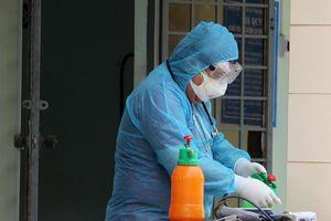 Nữ bệnh nhân số 123 ở Bến Tre xuất viện