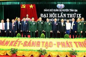 Phát huy dân chủ, quy tụ trí tuệ tổ chức thành công Đại hội Đảng các cấp