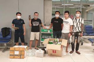 Đại sứ quán Việt Nam tại Thái Lan hỗ trợ 5 công dân bị mắc kẹt ở sân bay Survanabhumi