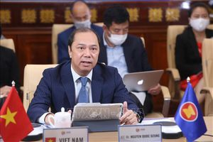 Trao đổi về hợp tác Việt Nam-Australia trong bối cảnh dịch COVID-19 diễn biến phức tạp