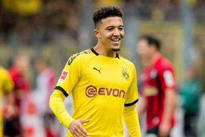 Sancho sẽ từ chối M.U nếu họ không có vé dự Champions League