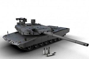 Quốc hội Đức thông qua chương trình phát triển xe tăng tương lai