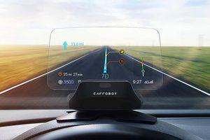 Xiaomi ra mắt màn hình hiển thị thông tin trên kính ô tô, giá chỉ 1,6 triệu