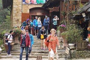 Tổng lượng khách du lịch đến Hà Giang, Lào Cai, Điện Biên trong quý I/2020 giảm mạnh