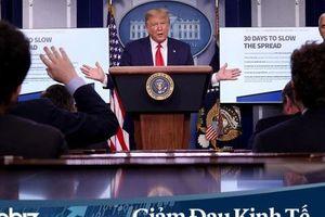Tổng thống Trump muốn thành lập 'đội đặc nhiệm' giải cứu nền kinh tế vì dịch Covid-19