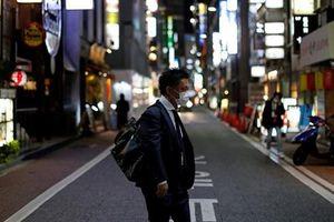 Nhật Bản ban bố tình trạng khẩn cấp tại Thủ đô Tokyo và 6 tỉnh, thành