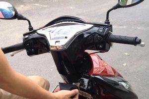 Công an quận Đống Đa tìm bị hại của 3 vụ trộm xe máy