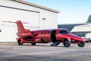 Limousine trong thân xác máy bay giá hơn 1 triệu USD
