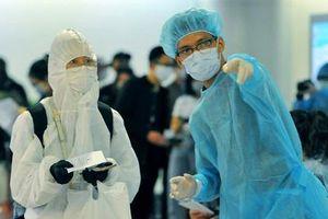 Bệnh nhân 243 tiếp xúc gần 104 người, 2 trường hợp dương tính lần 1
