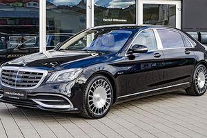 Xe siêu sang Mercedes-Maybach và Bentley Bentayga bị triệu hồi