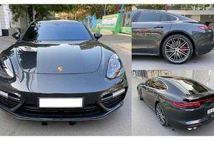 Porsche Panamera biển Hà Nội chạy 3 năm, lỗ hơn 6 tỷ đồng