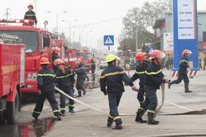 Thực hiện đồng nhiều nhiệm vụ phòng cháy, chữa cháy, cứu hộ, cứu nạn năm 2020