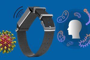Vòng tay thông minh ngăn người đeo chạm vào mặt