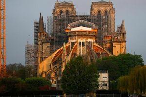 Nhà thờ Đức Bà tổ chức thánh lễ nhỏ trong tình cảnh phong tỏa