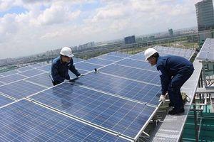 Giá điện mặt trời mặt đất là 1.640 đồng/kWh