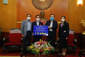 Samsung ủng hộ 10 tỷ đồng để Việt Nam phòng chống dịch COVID-19