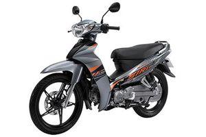 Bảng giá xe số Yamaha tháng 4/2020