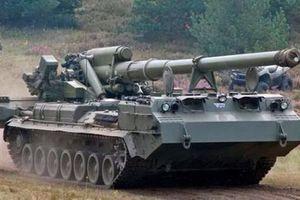Công việc hiện đại hóa pháo tự hành 2S7M Malka đã hoàn tất