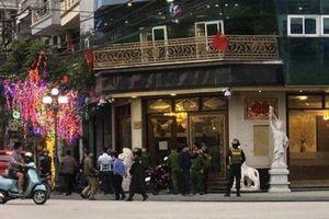 Nữ đại gia Thái Bình bị điều tra hành vi cố ý gây thương tích
