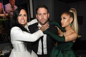 Bạn có biết: Ariana Grande chính là người nài nỉ kẻ thù của Taylor Swift ký hợp đồng với Demi Lovato?