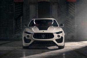 Ra mắt gói độ Novitec cho Maserati Levante Trofeo
