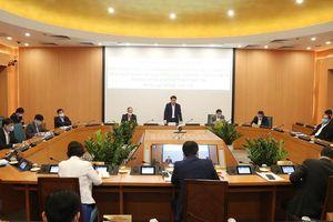 'TP Hà Nội xác định việc phòng dịch Covid-19 là quan trọng nhất'