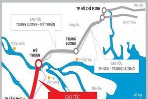 Bộ GTVT: Vẫn chuyển đổi Dự án cao tốc Mỹ Thuận – Cần Thơ từ đầu tư PPP sang đầu tư công