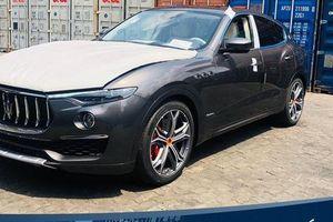 Khui công Maserati Levante S GranLusso - SUV hàng độc về Việt Nam giữa mùa dịch