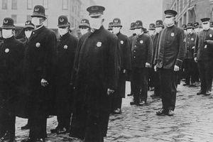 Quy định về bắt buộc đeo khẩu trang đã có từ đại dịch cúm năm 1918